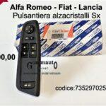 Pulsantiera alzacristalli Sx Fiat Stilo