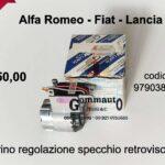 Motorino specchio retrovisore Sx Fiat Ulysse-Lancia Z