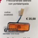 Freccia/fanale laterale Fiat-Lancia