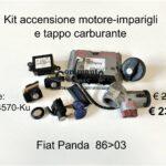 Kit accensione Fiat Panda 1.1 86>03