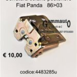 Serratura cofano post. Fiat Panda 86>03