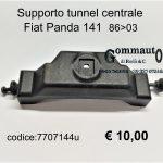 Supporto tunnel centrale Fiat Panda 141