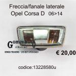 Freccia laterale Opel Corsa D 06>14