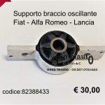 Supporto braccio oscill.Fiat-Alfa-Lancia