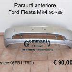 Paraurti anteriore Ford Fiesta Mk4 95>99