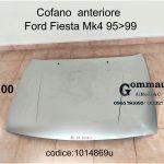 Cofano anteriore Ford Fiesta Mk4 95>99