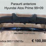 Paraurti anteriore Hyundai Atos Prime