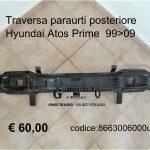 Traversa paraurti post. Hyundai Atos Prime