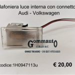 Plafoniera luce interna Audi-Volkswagen