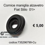 Cornice maniglia alzavetro Fiat Stilo