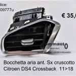Bocchetta aria ant. Sx Citroen DS4
