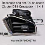 Bocchetta aria ant. Dx Citroen DS4