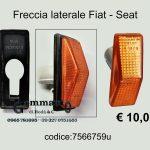 Freccia laterale Fiat-Seat