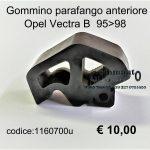 Gommino parafango ant. Opel Vectra B